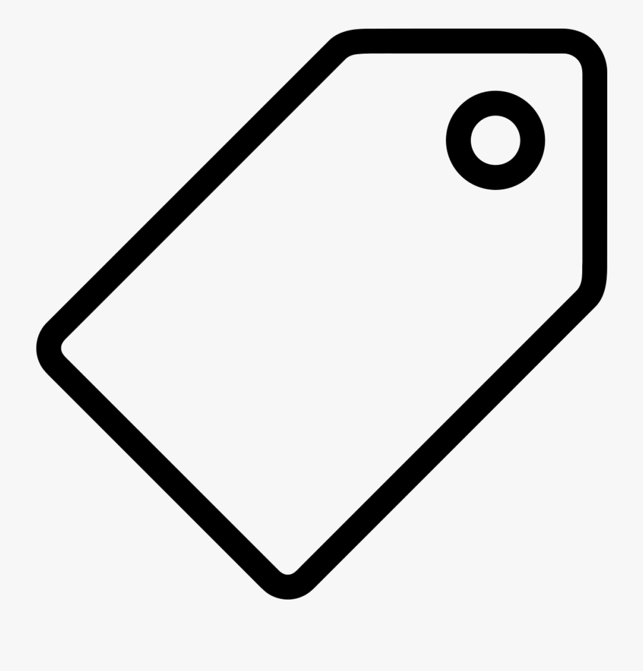Price Tag Icon Png, Transparent Clipart