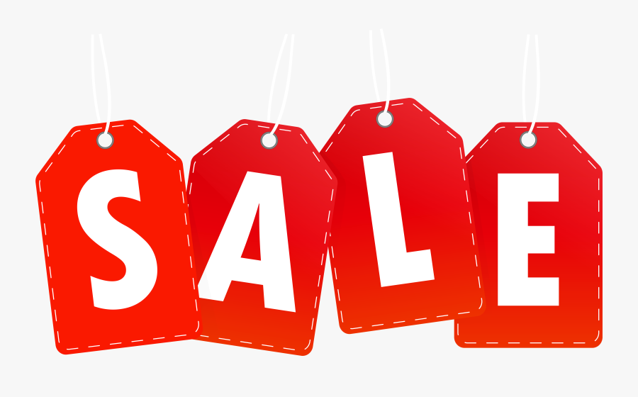 Tags Clip Art Image - Sale Tag Clip Art, Transparent Clipart