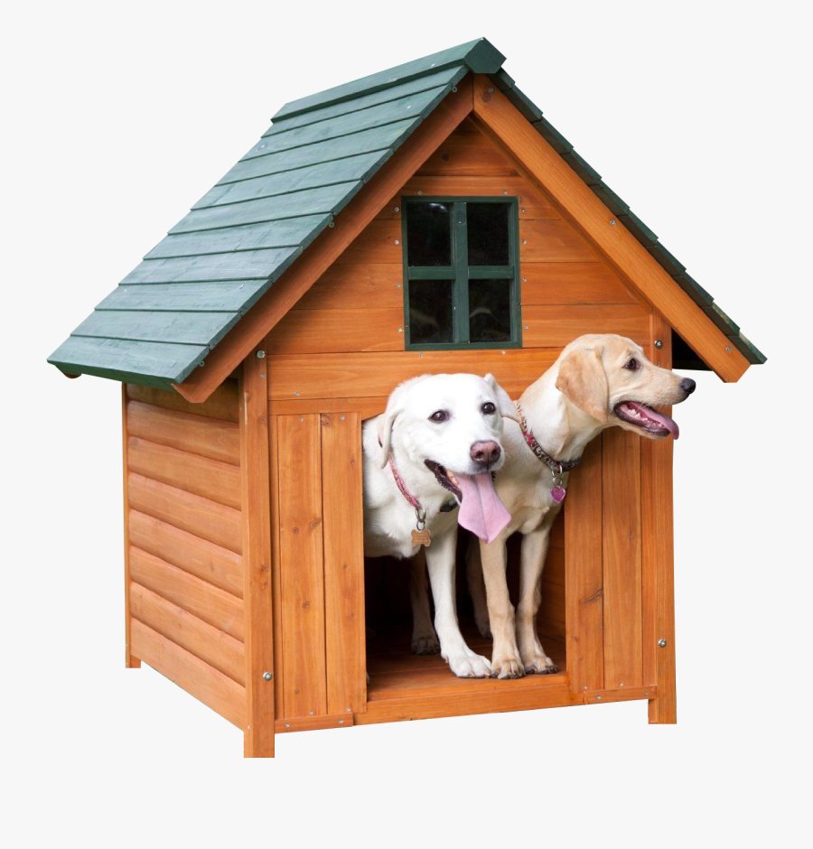 Dog House Png - Dog In Dog House Png, Transparent Clipart
