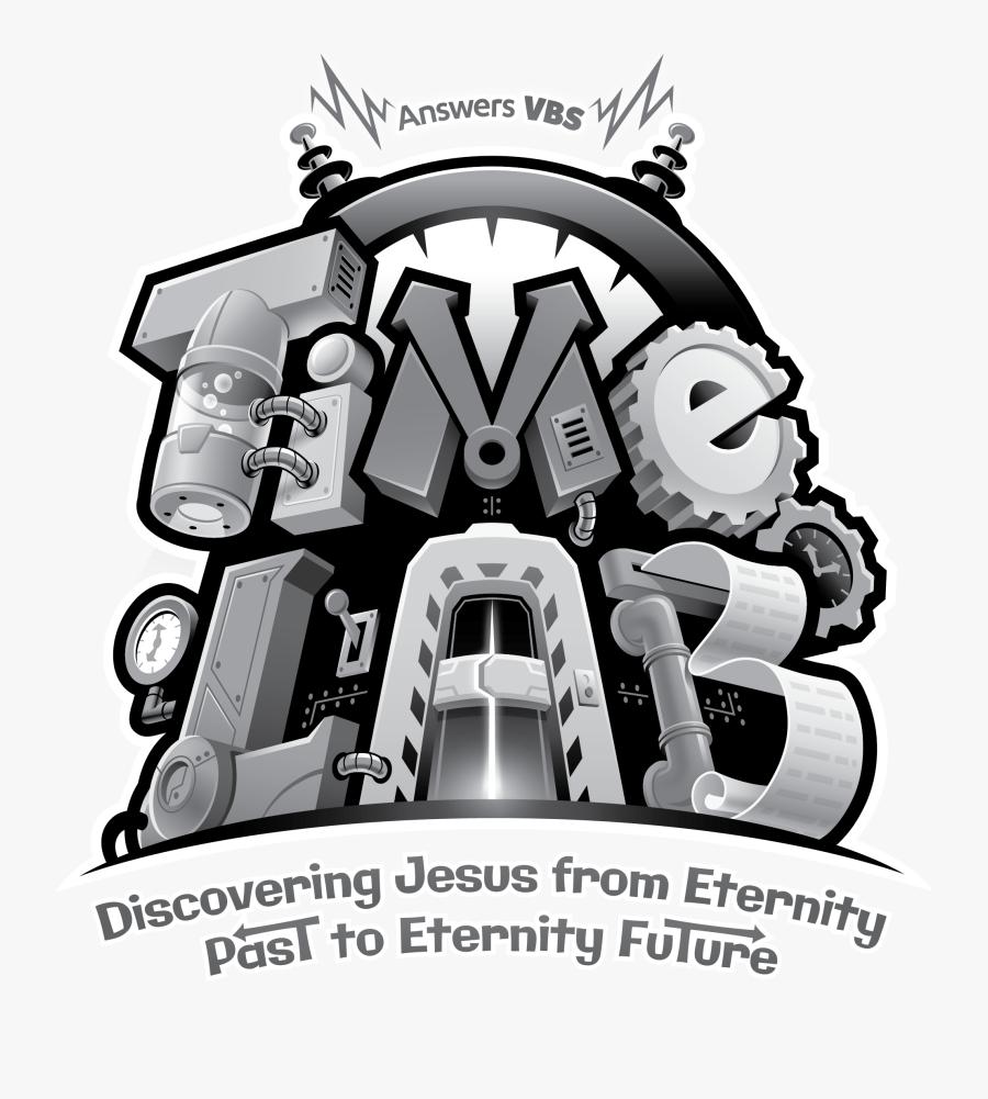 Time Lab Vbs 2018, Transparent Clipart