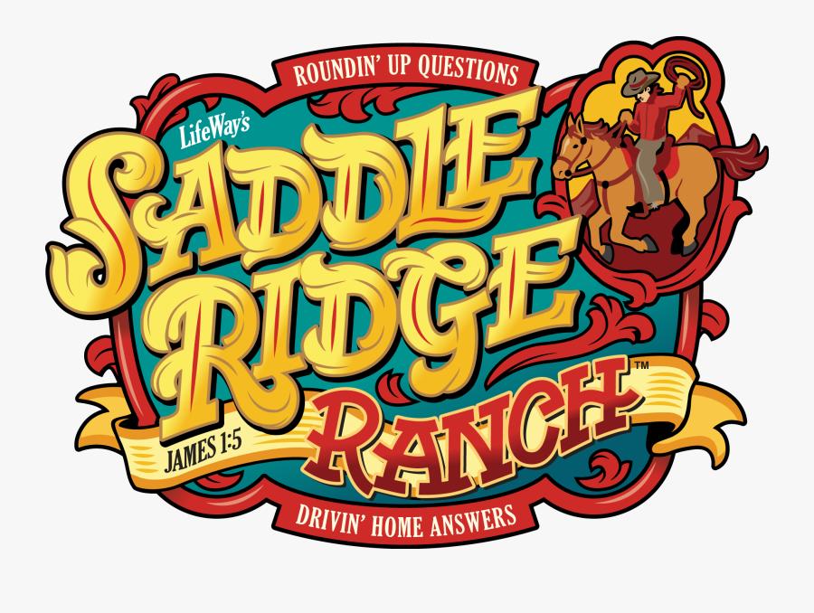 Living Proof Ministries Blog Living Proof Ministries - Saddle Ridge Ranch Vbs Logo, Transparent Clipart