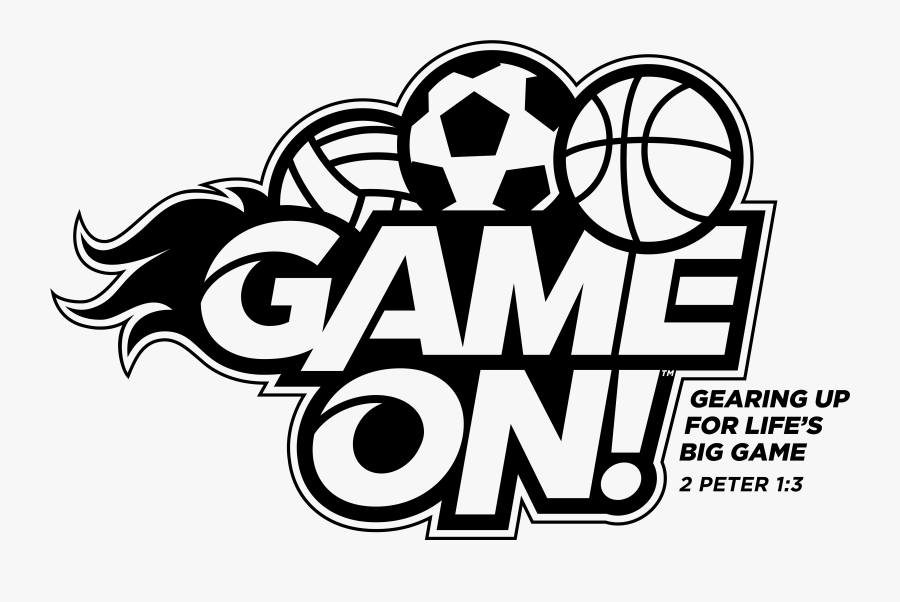 Vacation Bible School 2018 Euto Baptist Clipart Library - Game On Vbs Logo, Transparent Clipart