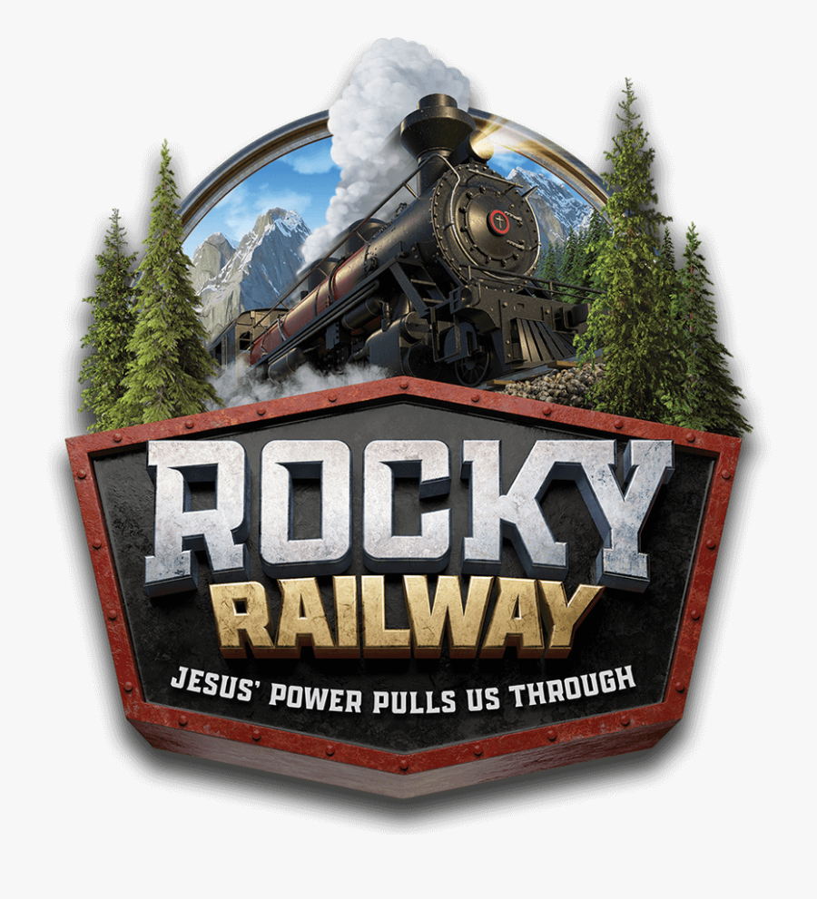Rocky Railway Vbs Snack Ideas - Rocky Railway Vbs 2020, Transparent Clipart
