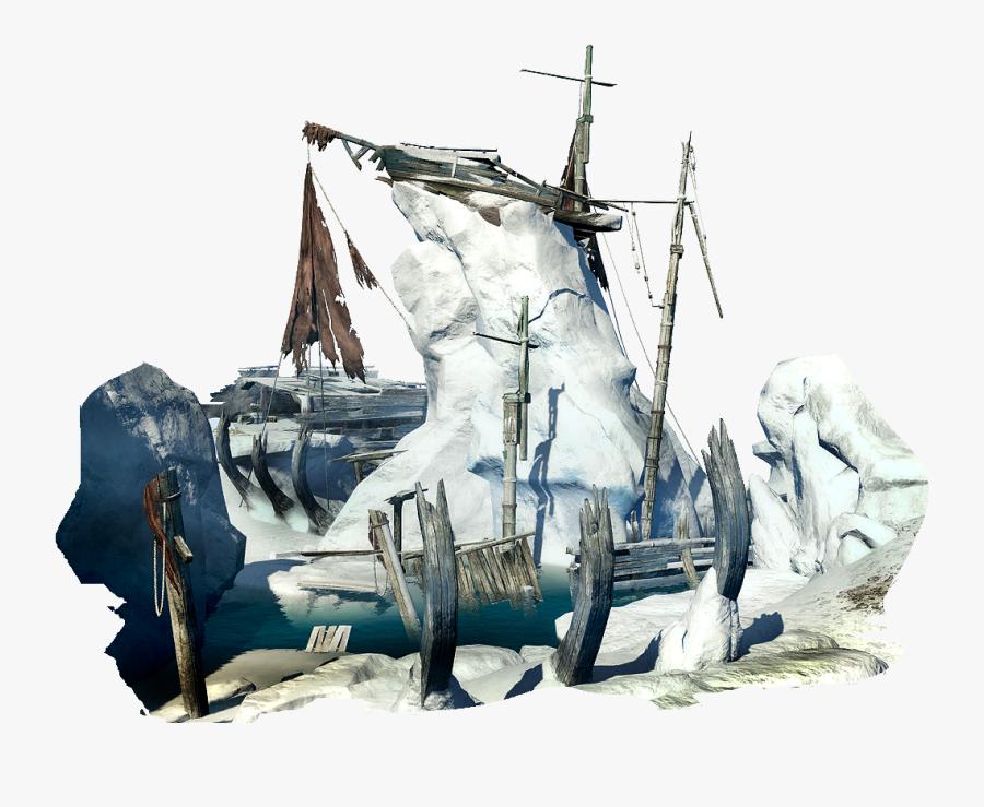 Shipwreck Png - Caravel - Shipwreck Png, Transparent Clipart