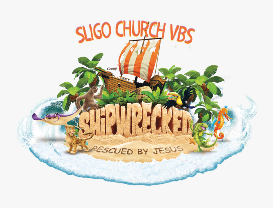 Shipwrecked Vbs, Transparent Clipart