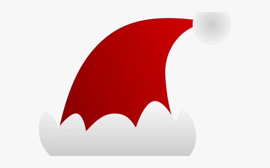 Transparent Santa Hat Clipart Png - Santa Claus Hat Decal, Transparent Clipart