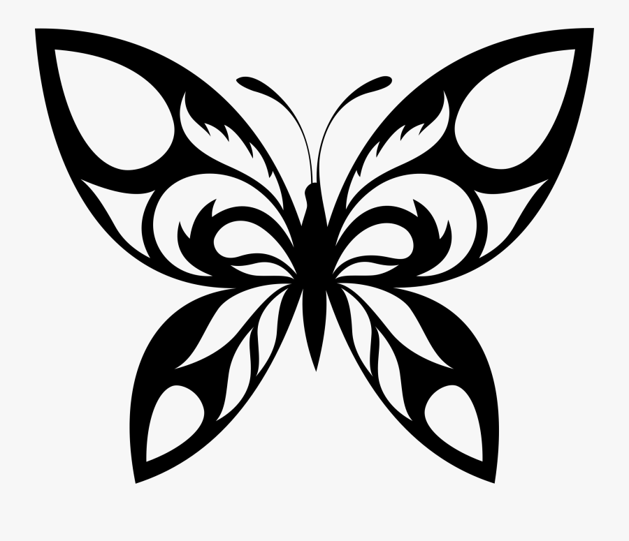 Gold And Pink Butterfly, Transparent Clipart