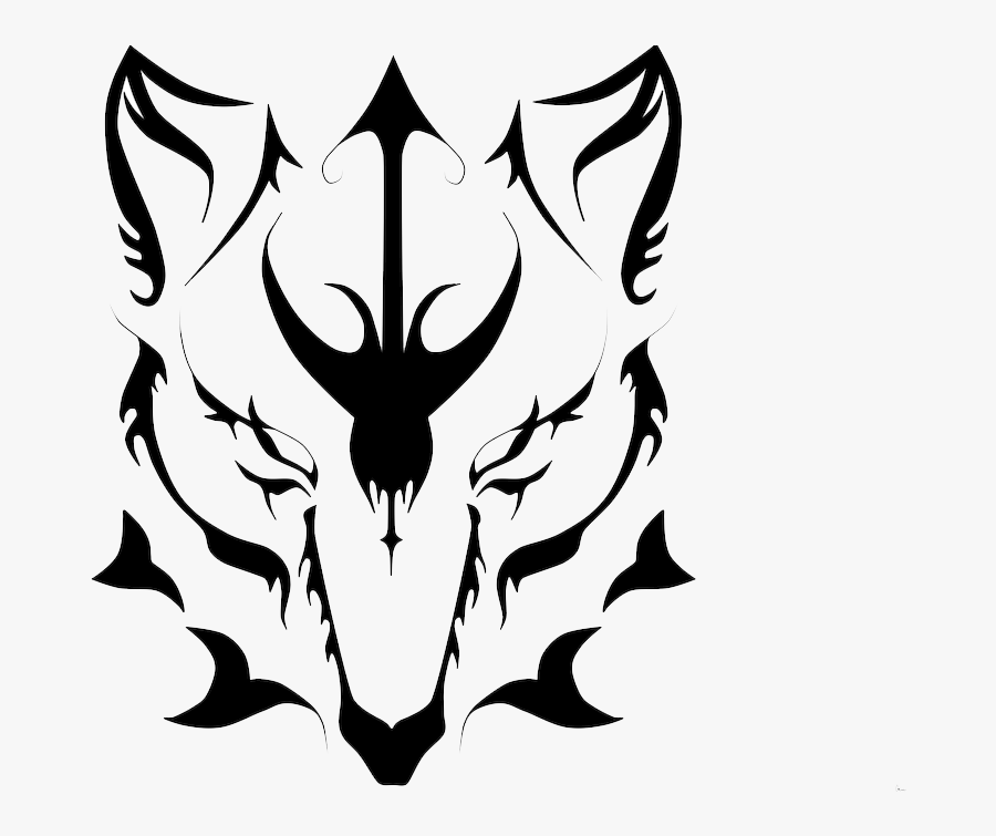 Wolf Tattoos Png Picture Photo - Wolf Tattoo Transparent, Transparent Clipart