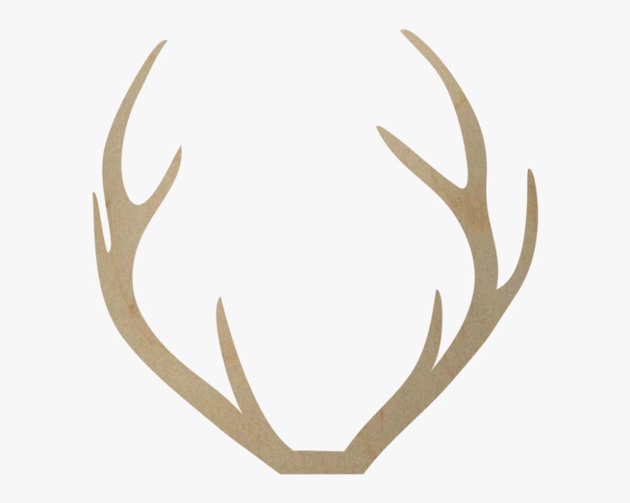 Deer Antler Png - Deer Antlers Transparent Background, Transparent Clipart