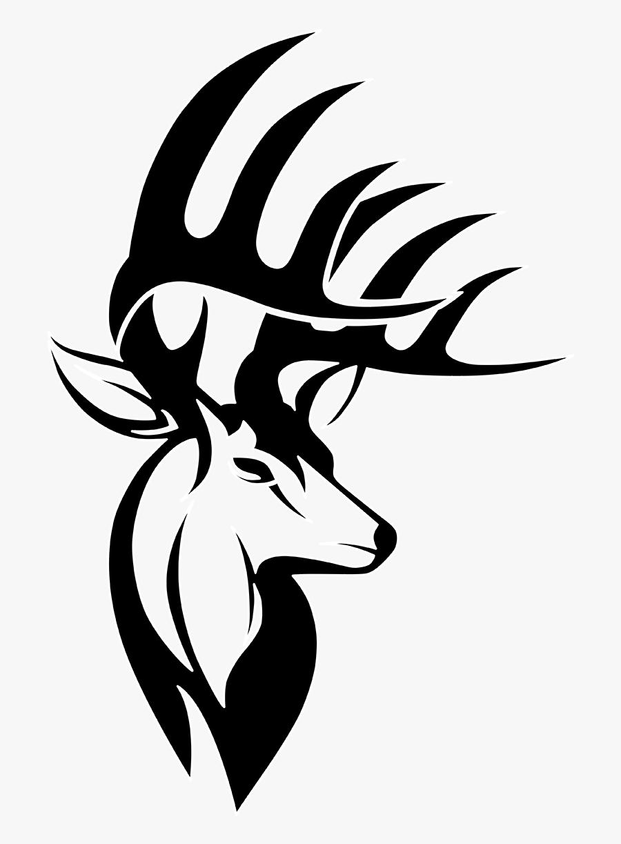 Milwaukee Deer White-tailed Decal Logo Bucks Clipart - Buck Logo, Transparent Clipart