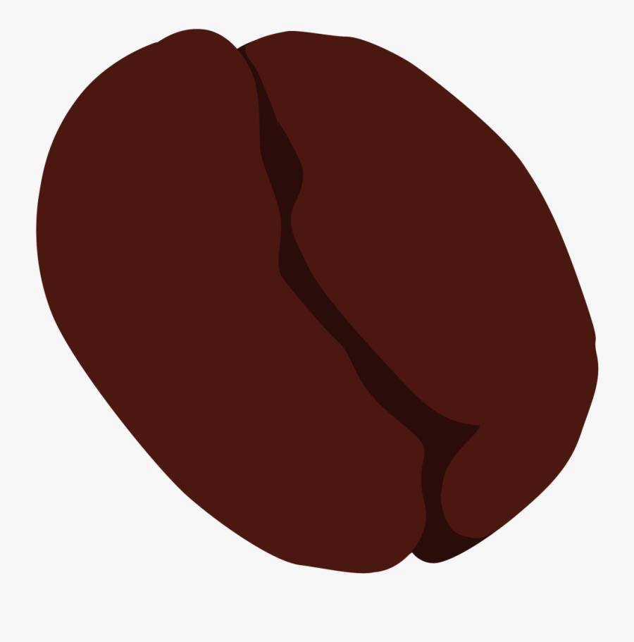 Circle,coffee,coffee Bean - Coffee Bean Graphics .png, Transparent Clipart