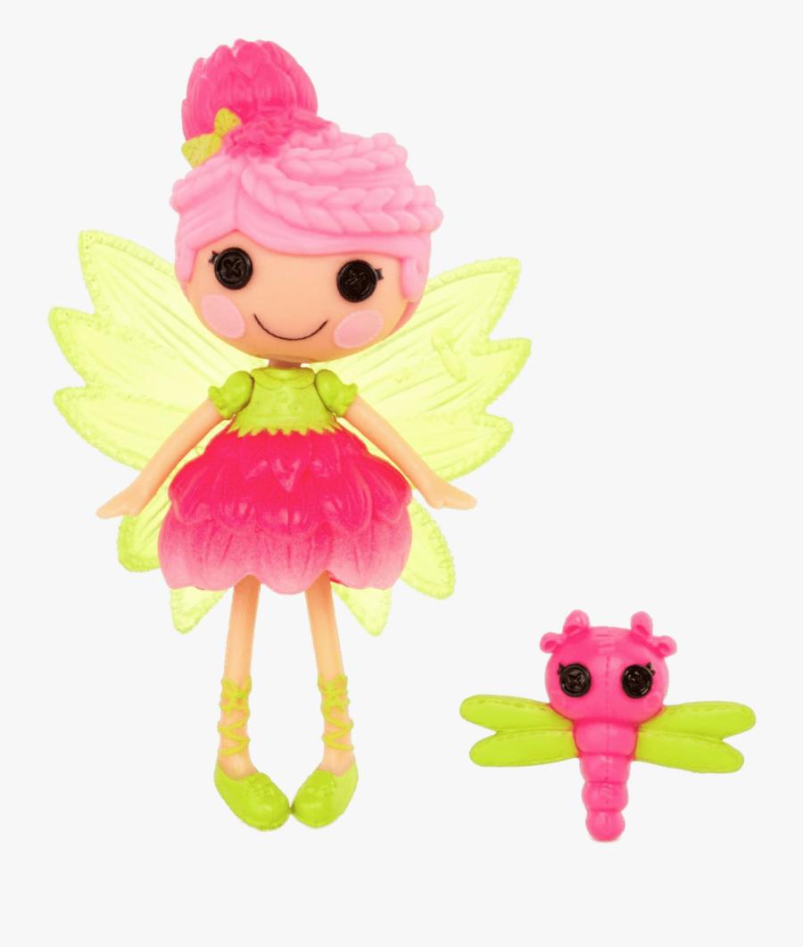 Lalaloopsy Seed Sunburst - Mini Lalaloopsy Doll, Transparent Clipart