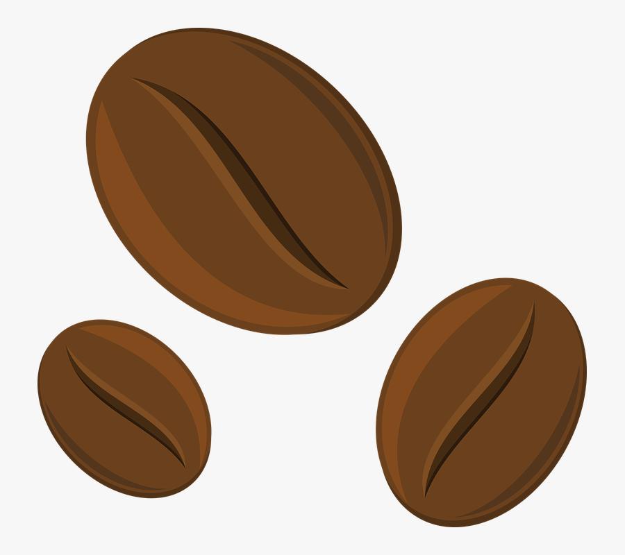 Clip Art Coffee Bean Drawings - Coffee Bean Drawing, Transparent Clipart