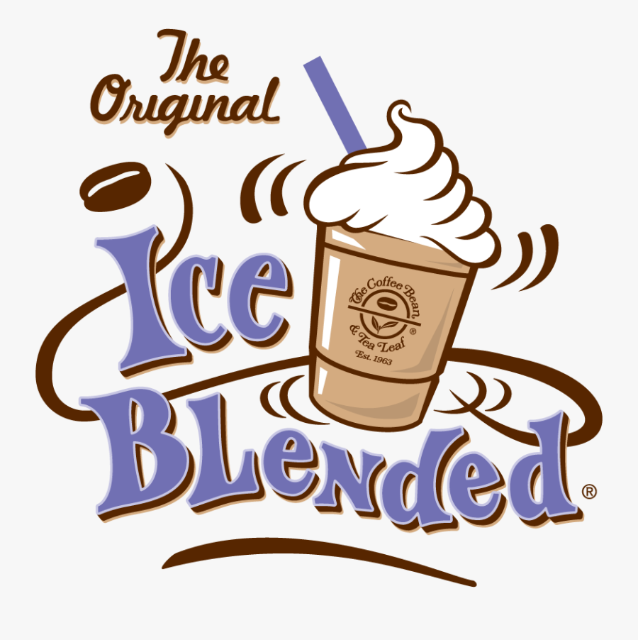 Logo Ice Blend Hd, Transparent Clipart