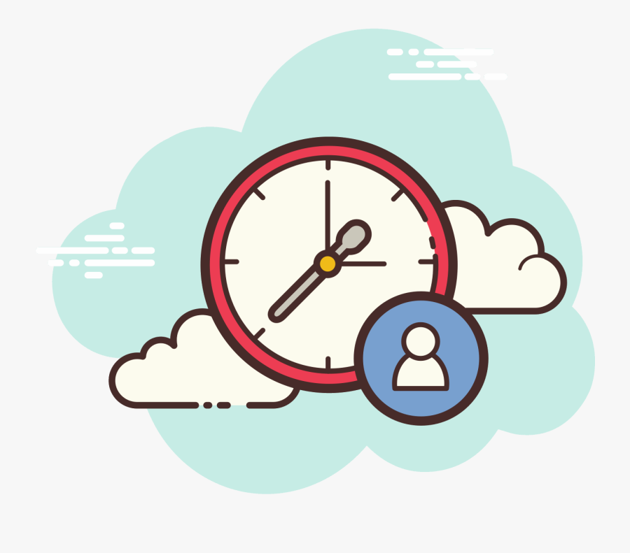 Meeting Time Icon - Online Shop Icon Png, Transparent Clipart