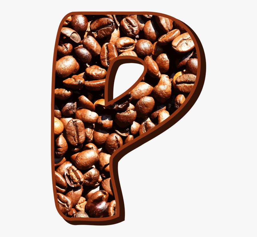 Food,jamaican Blue Mountain Coffee,coffee - Coffee Beans Letter C, Transparent Clipart