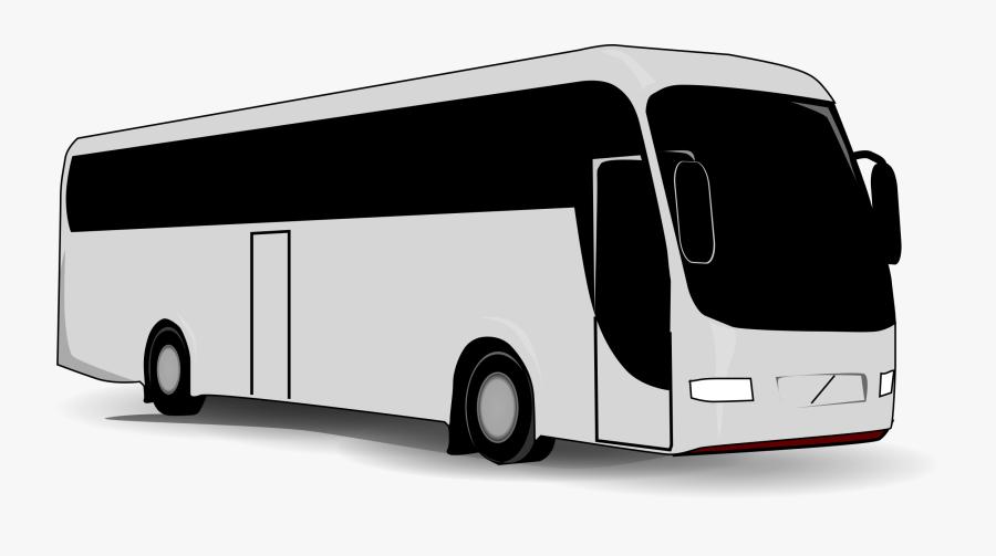 Thumb Image - Coach Bus Clip Art, Transparent Clipart