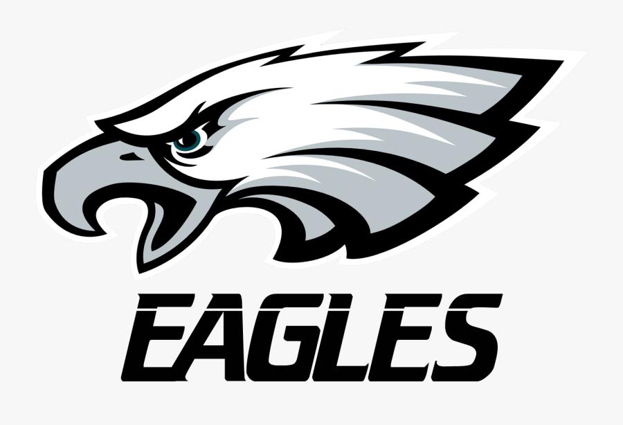 Philadelphia Eagles Nfl Logo American Football Sports - La Sierra High School Mascot, Transparent Clipart