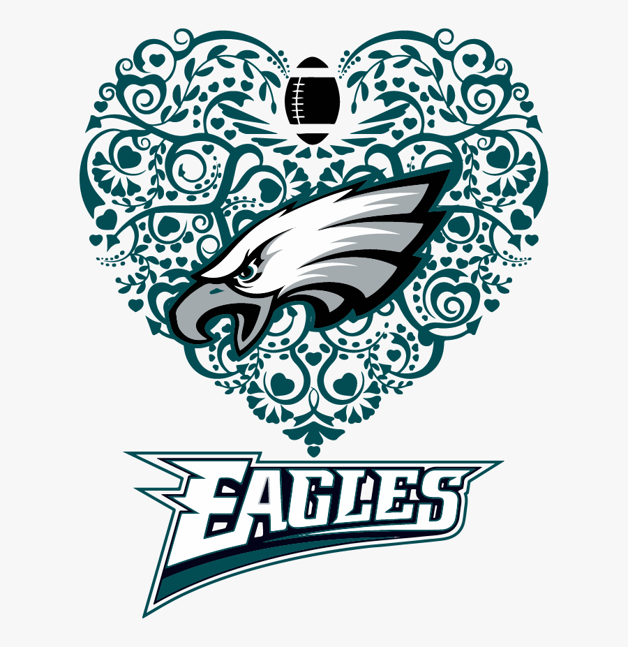 Cricut Philadelphia Eagles Svg, Transparent Clipart