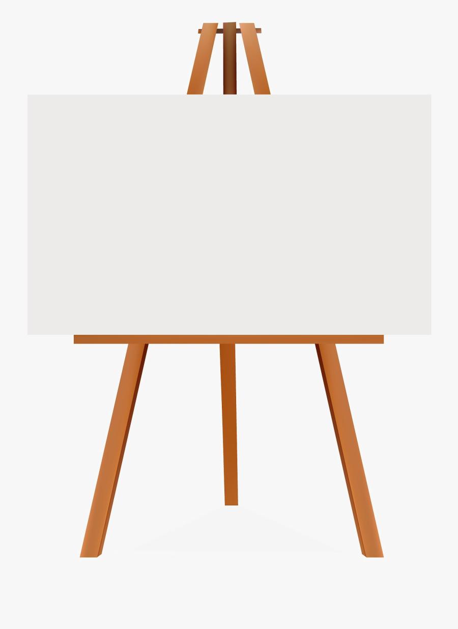 Easel Png Free Download - Easel Background Transparent, Transparent Clipart