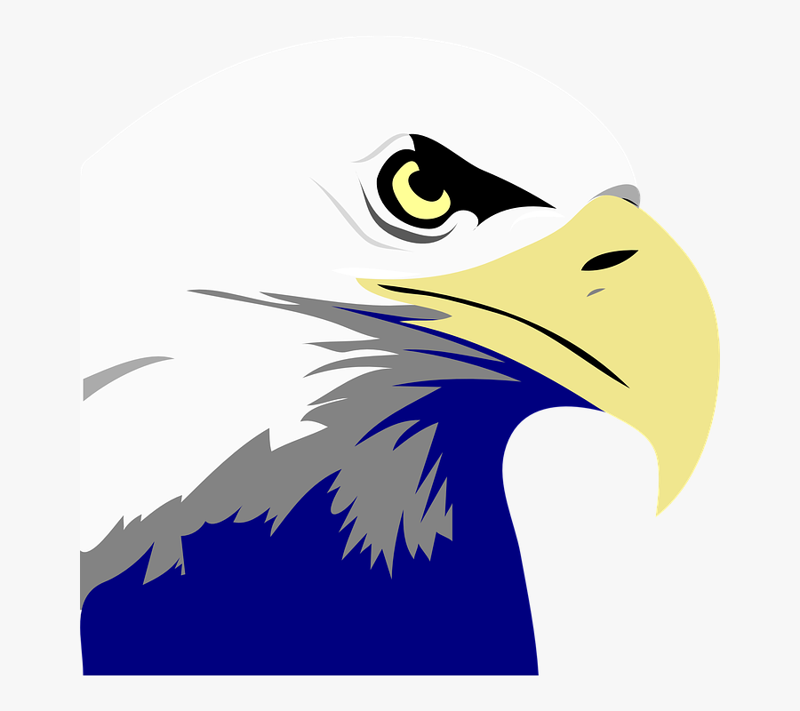 Temporary Bald Eagle Logo Transparent & Png Clipart - Bald Eagle Clipart, Transparent Clipart