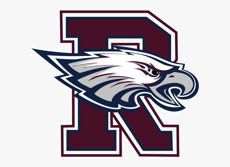 Rowlett Eagles Logo - Rowlett High School Logo, Transparent Clipart