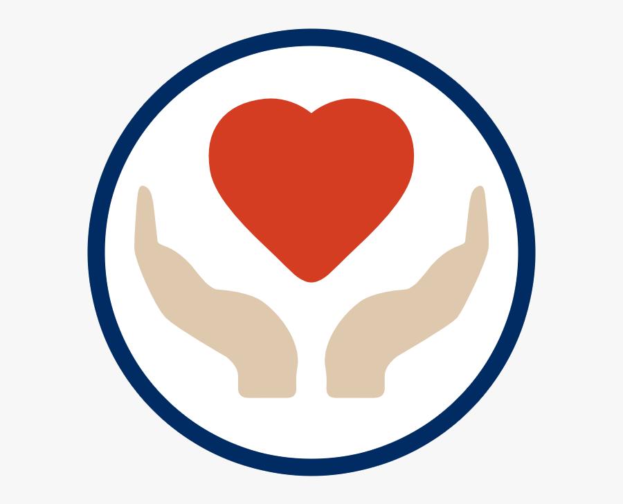 Premier Home Health Services - Caring Clipart, Transparent Clipart
