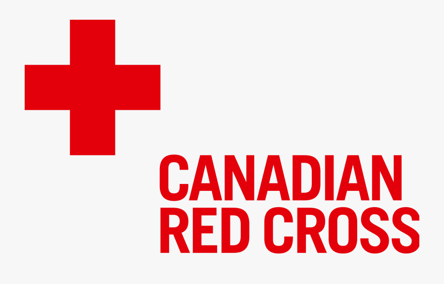Healthcare Cross Clipart - Canadian Red Cross Symbol, Transparent Clipart