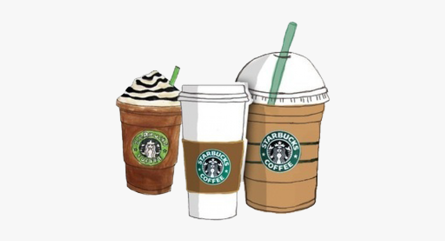 Clipart Starbucks Coffee Cup Free Transparent Clipart