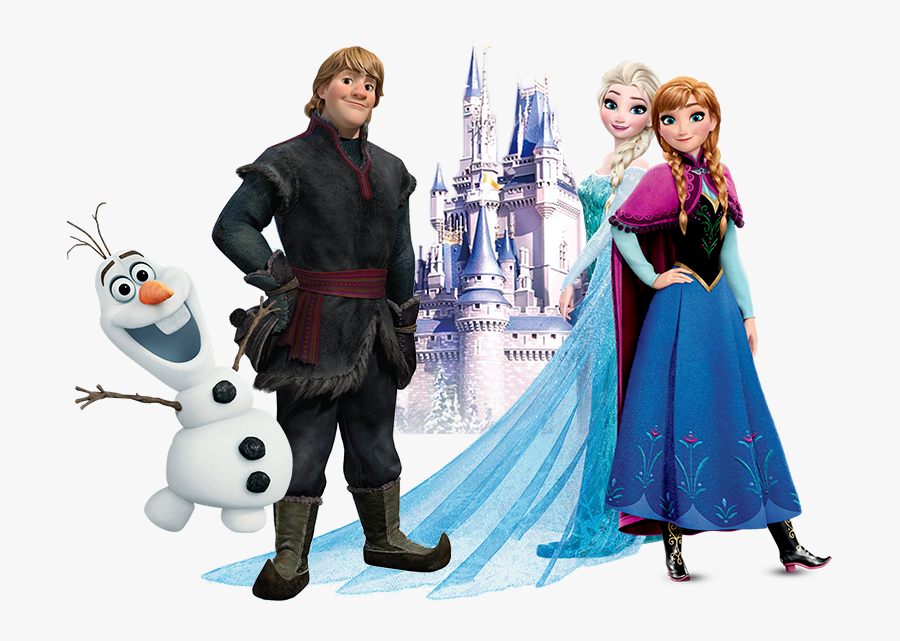 Frozen 2 images with with the different emotions of the Elsa, Anna and  other characters - YouLoveIt.com