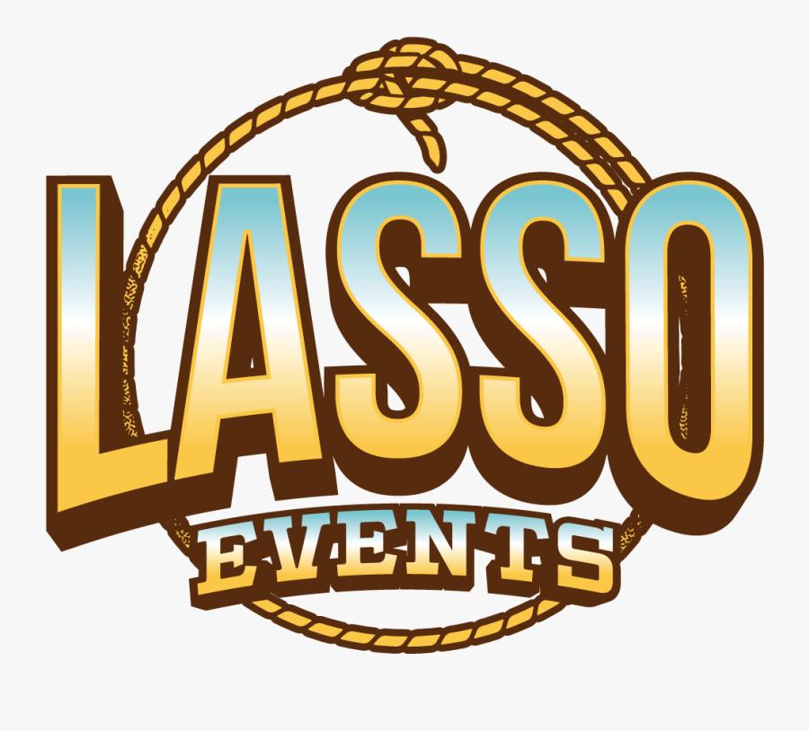 Lasso Events Logo - Lasso Events, Transparent Clipart