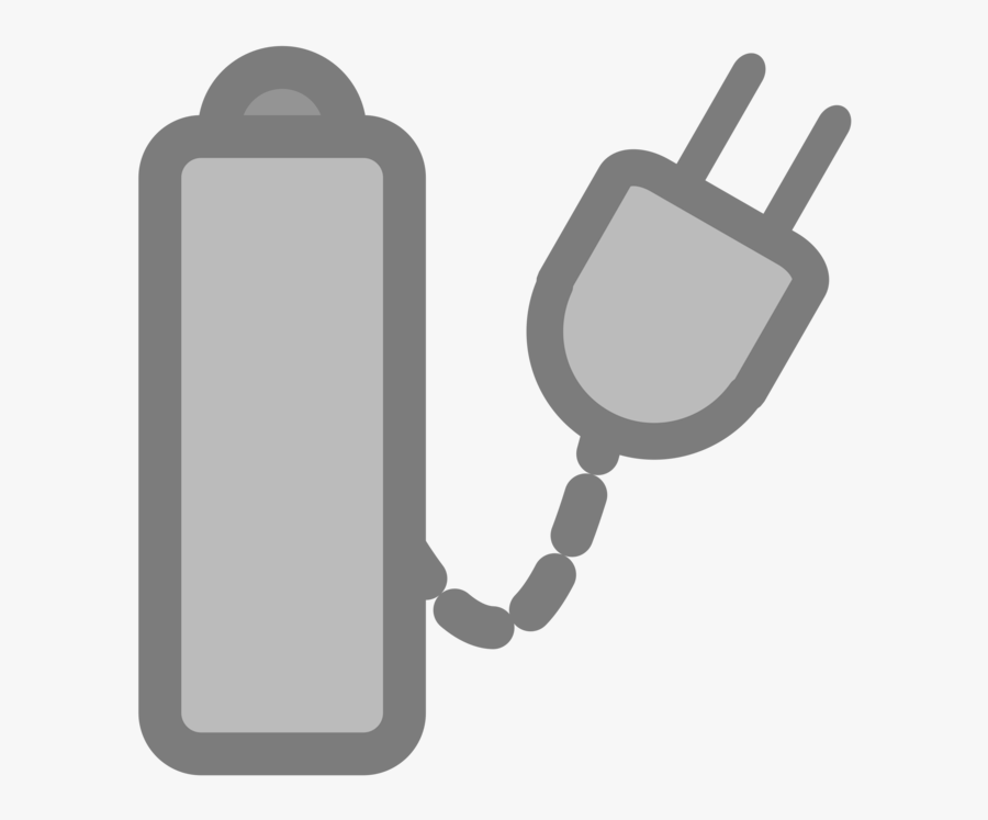 Vector Download Battery Clipart Mobile - Mobile Charger Clipart, Transparent Clipart