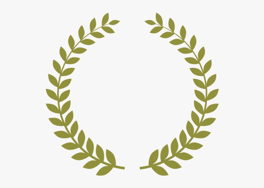 Lavrovyj Venok Laurel Wreath Lavrovij Vinok Round Leaves Logo Png Free Transparent Clipart Clipartkey