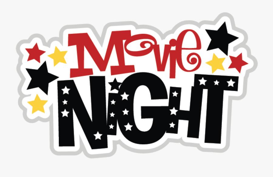 Movie Night, Transparent Clipart