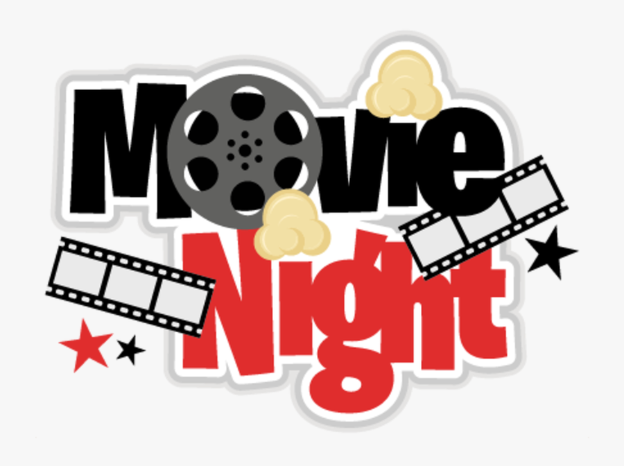 Picture - Movie Night, Transparent Clipart