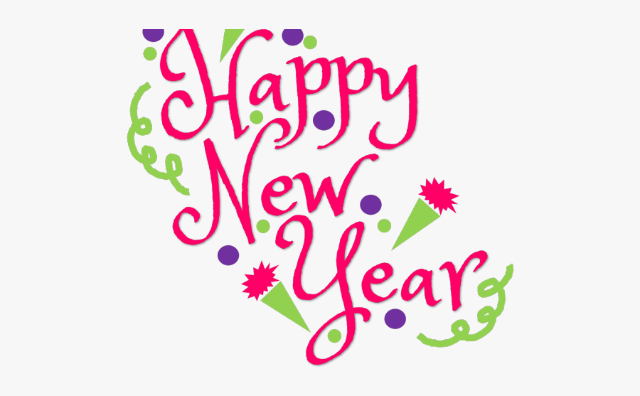Happy New Years Eve Clipart, Transparent Clipart