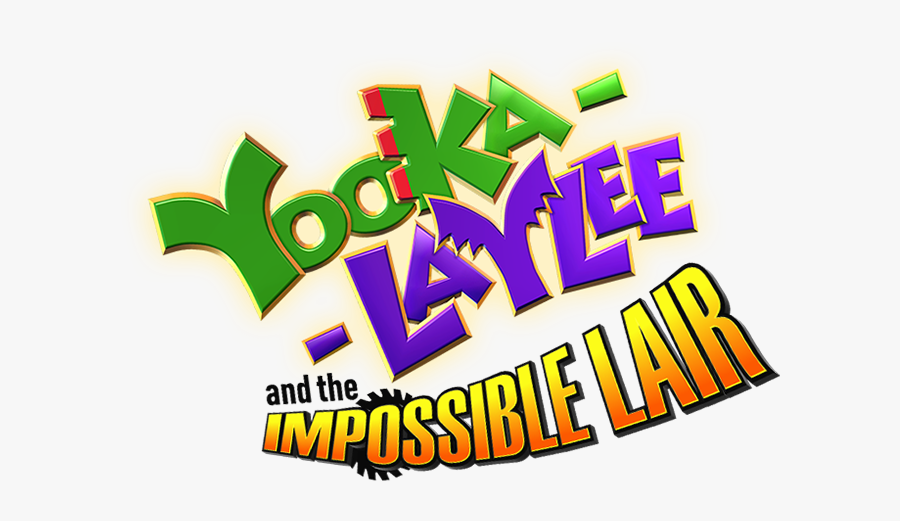 Yookalalee Impossible Lair - Yooka Laylee Nintendo Switch, Transparent Clipart