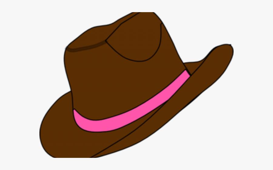 Girl Cowboy Hat Clipart, Transparent Clipart