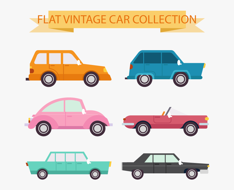 Vector Freeuse Download Collection Of Free Cramped - Car, Transparent Clipart
