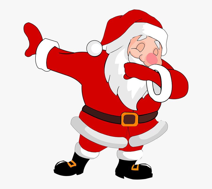 Transparent Santa Hat Clipart Transparent Background - Santa Claus, Transparent Clipart
