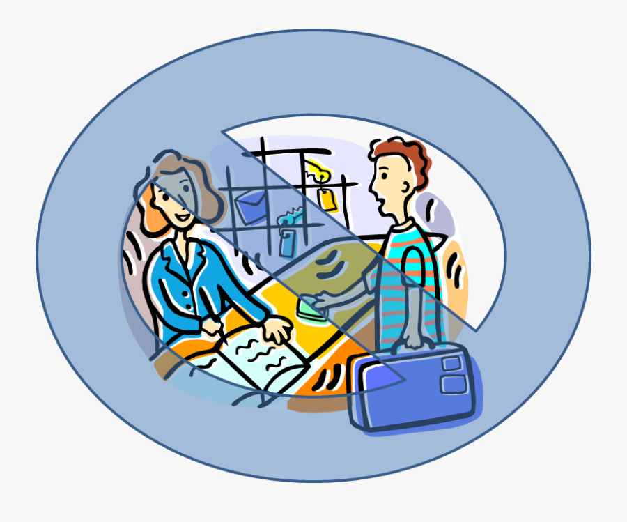 Linda Keith Cpa In - Customer Service Types Of Customers, Transparent Clipart
