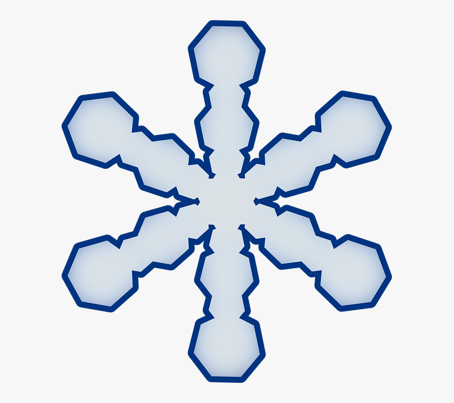 Snowflake Icy Snow Small Snowflake Clipart Free Transparent Clipart Clipartkey