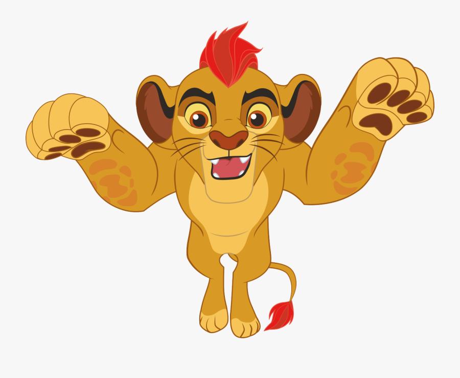 Clip Art The Png Transparent Images - Kion Lion King Png, Transparent Clipart