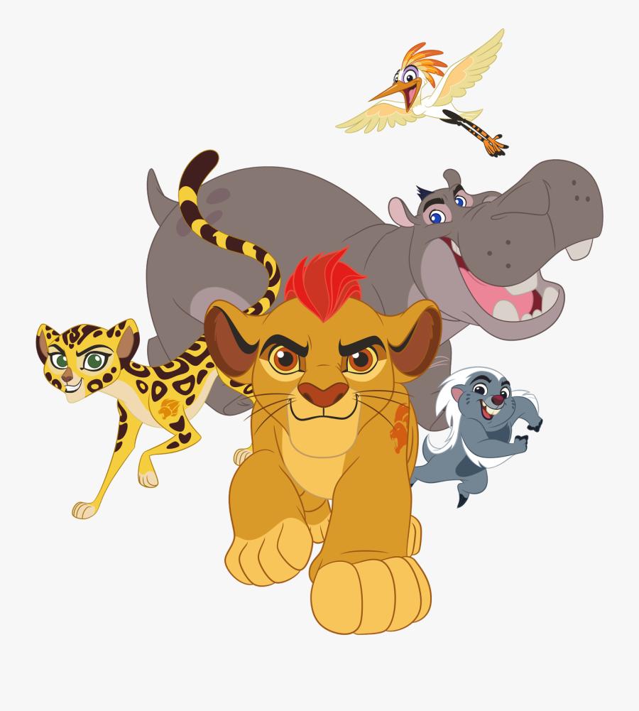 Clipart Wallpaper Blink - Disney Lion Guard Png, Transparent Clipart