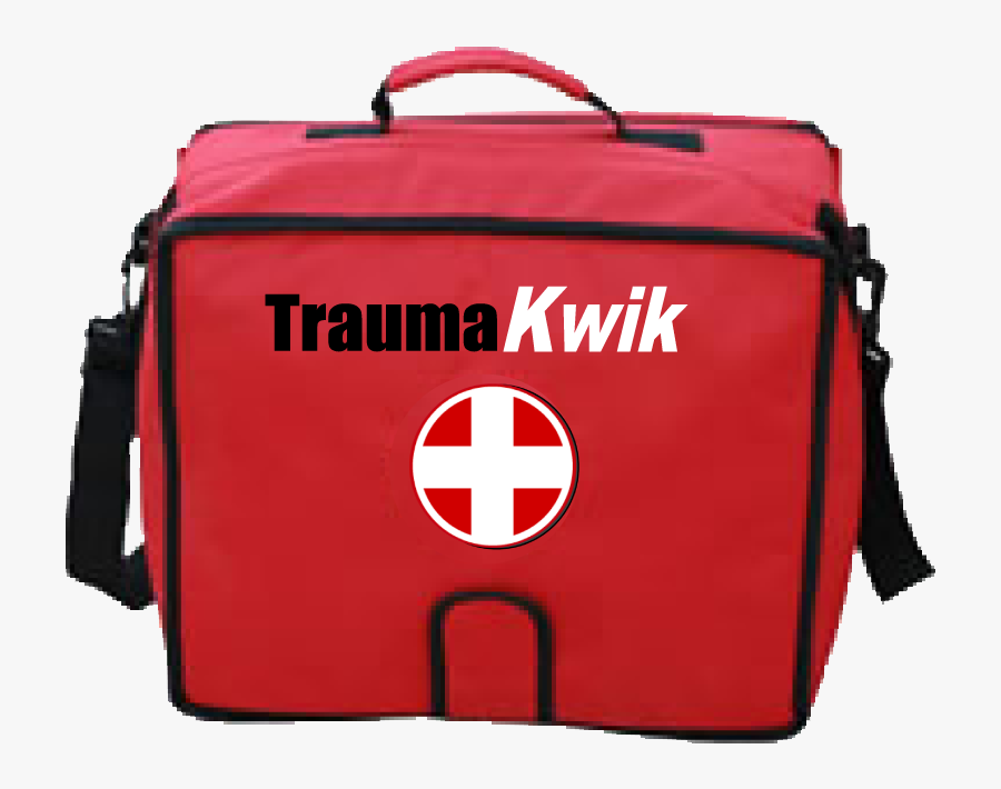 Fold-out Medical Trauma Kit, First Aid, First Aid Kit, - Medical Bag, Transparent Clipart