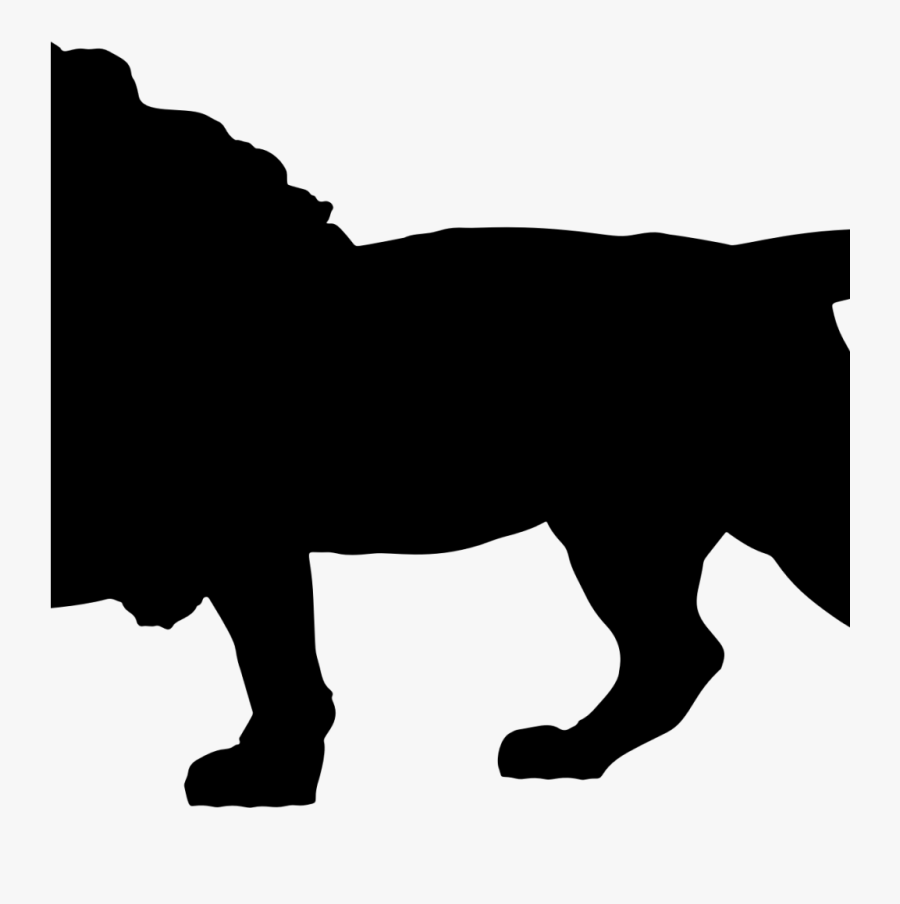 Lion King Mufasa Silhouette Clipart , Png Download - Lion King Mufasa Silhouette, Transparent Clipart