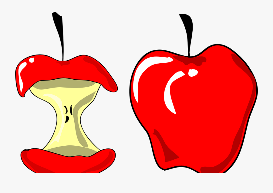 Png Transparent Library Recipe Math Raw Crisp Fraction - Apple Eating Apple Clipart, Transparent Clipart