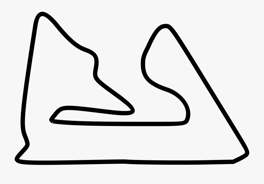 F1 Circuits 2014-2018 - Circuit Bahrain Grand Prix, Transparent Clipart