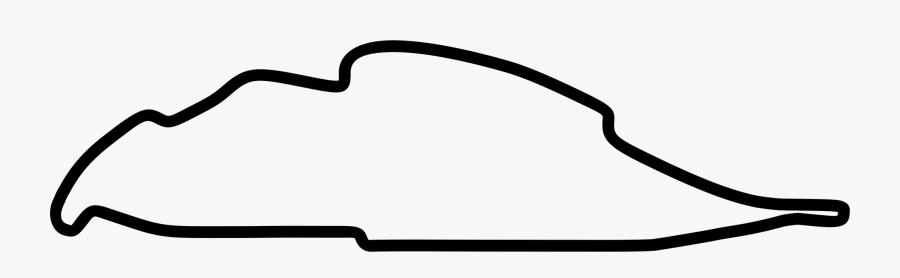 Circuit Gilles Villeneuve Formula 1 Race Track Auto, Transparent Clipart
