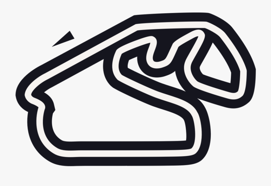 Run Clipart Grand Prix - Formula 1 Circuits Png, Transparent Clipart